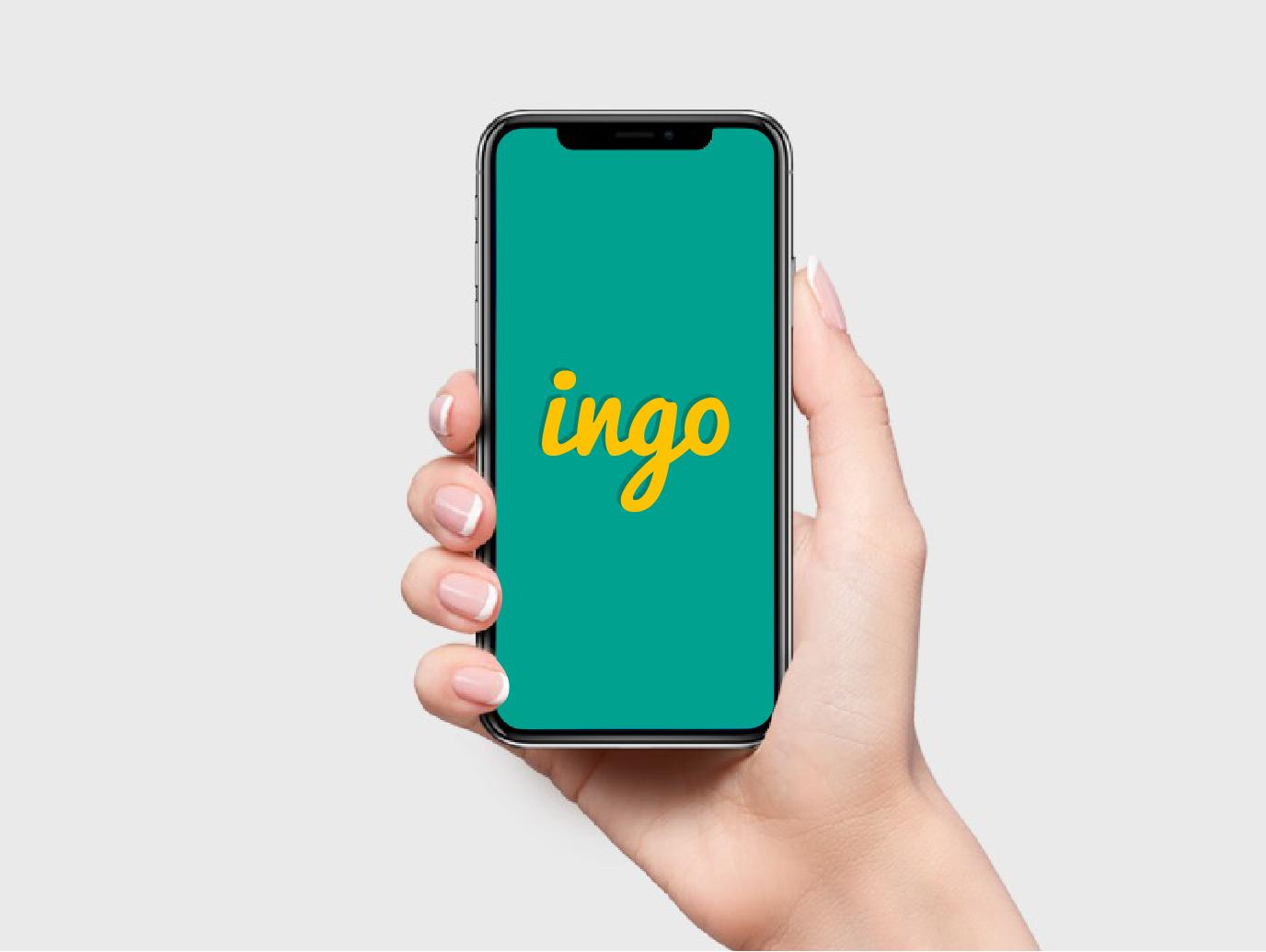 App Design - ingo