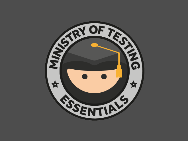 brand design - Ministry of Testing