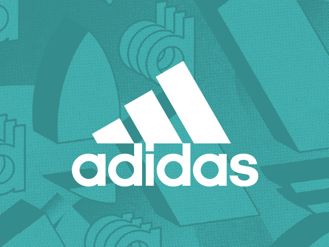 powerpoint design - adidas