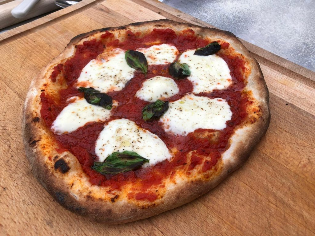 neapolitan pizza recipe