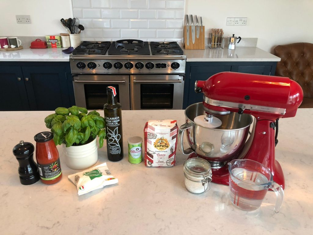 neapolitan pizza recipe ingredients