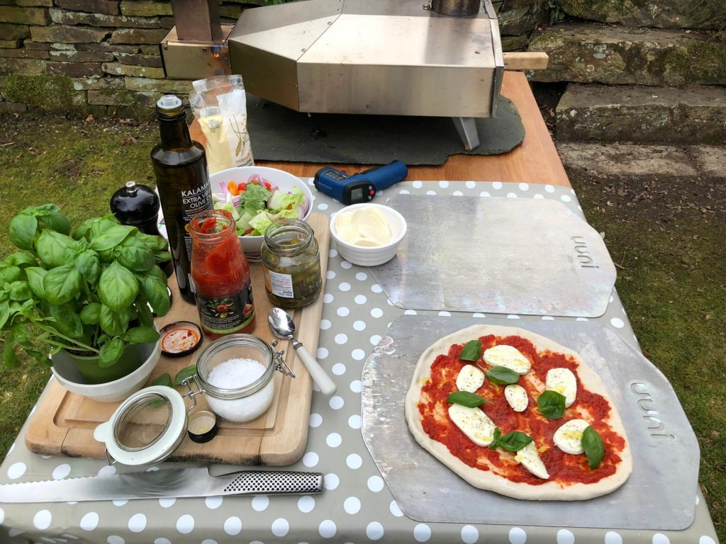 neapolitan pizza recipe uncooked